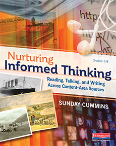 Nurturing Informed Thinking cover
