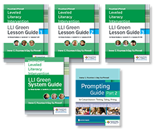 LLI Green System 2nd Edition Teacher Resources
