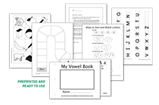 Fountas & Pinnell Leveled Literacy Intervention (LLI) Ready Resources, Green System