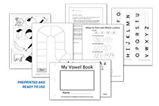 Fountas & Pinnell Leveled Literacy Intervention (LLI) Ready Resources, Blue System