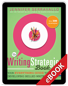 Learn more aboutThe Writing Strategies Book (eBook)