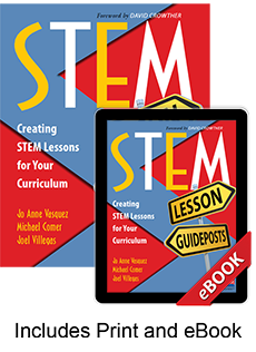 Learn more aboutSTEM Lesson Guideposts (Print eBook Bundle)