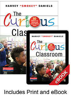 Learn more aboutThe Curious Classroom (Print eBook Bundle)