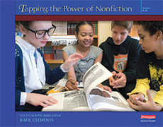 Tapping the Power of Nonfiction cover