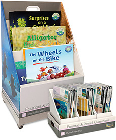 Fountas & Pinnell Classroom Shared Reading Collection, Grade K cover