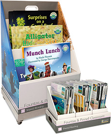 Fountas & Pinnell Classroom Shared Reading Collection, Grade PreK cover