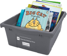 Fountas & Pinnell Classroom Independent Reading Collection, Grade K cover