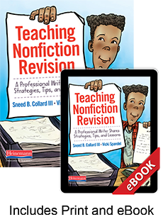 Teaching Nonfiction Revision (Print eBook Bundle)