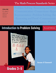 Introduction to Problem Solving, Second Edition, Grades 3-5 cover