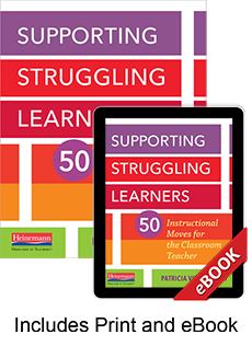 Learn more aboutSupporting Struggling Learners (Print eBook Bundle)