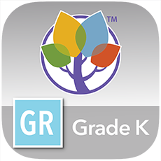 Fountas & Pinnell Classroom Reading Record App Guided Reading, Grade K, Individual iTunes Purchase cover