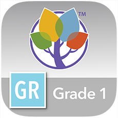 Fountas & Pinnell Classroom Reading Record App Guided Reading, Grade 1, Individual iTunes Purchase cover