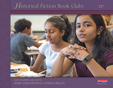 Historical Fiction Book Clubs cover