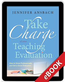 Take Charge of Your Teaching Evaluation (eBook)