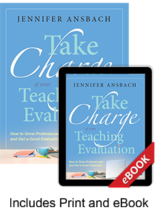 Take Charge of Your Teaching Evaluation (Print eBook Bundle)