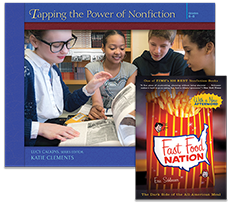 Tapping the Power of Nonfiction with Trade Pack cover