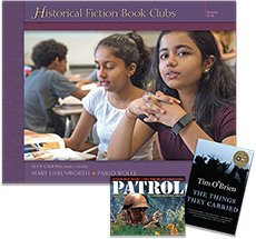 Historical Fiction Book Clubs with Trade Pack cover