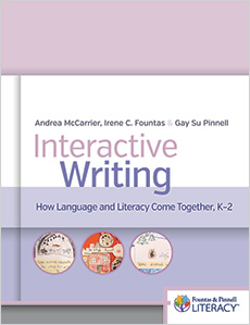 Interactive Writing book