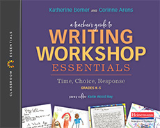 Teachers Guide to Writing Workshop Essentials