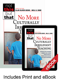 No More Culturally Irrelevant Teaching (Print eBook Bundle) cover