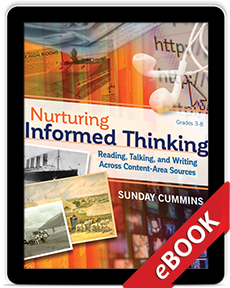 Nurturing Informed Thinking (eBook)