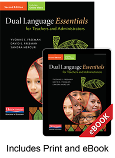 Learn more aboutDual Language Essentials for Teachers and Administrators, Second Edition (Print eBook Bundle)