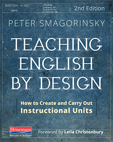 Teaching English by Design, Second Edition cover