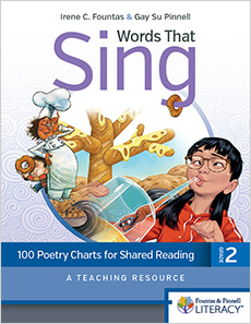 Words That Sing, Grade 2 cover