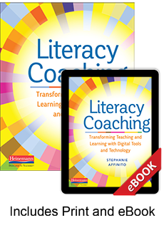 Learn more aboutLiteracy Coaching (Print eBook Bundle)