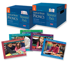 Units of Study in Phonics, Grade 1 Bundle cover