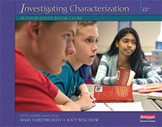 Investigating Characterization cover