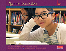 Literary Nonfiction cover
