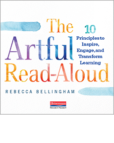 The Artful Read-Aloud cover