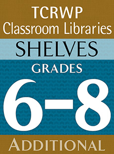 Below Benchmark Literary Nonfiction Shelf, Grades 6-8 cover