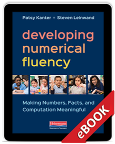 Learn more aboutDeveloping Numerical Fluency (eBook)