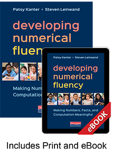 Learn more aboutDeveloping Numerical Fluency (Print eBook Bundle)