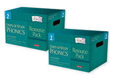 Units of Study in Phonics Resource Pack, Grade 2 cover