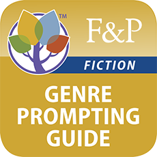 Genre Prompting Guide App for Fiction