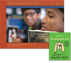 Dystopian Book Clubs with Trade Pack cover