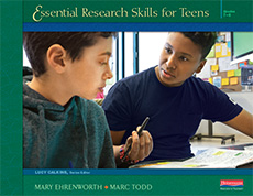 Essential Research Skills for Teens cover