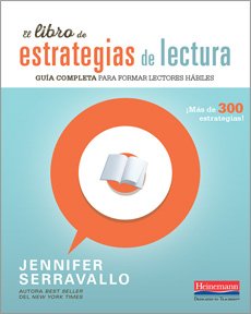 El libro de estrategias de lectura