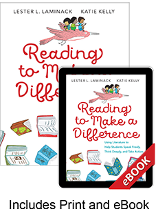 Learn more aboutReading to Make a Difference (Print eBook Bundle)