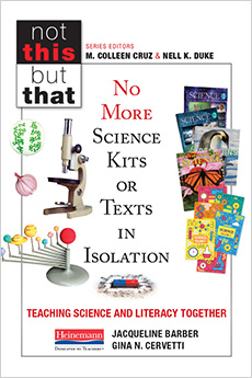 No More Science Kits or Texts in Isolation cover