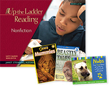 Up the Ladder Reading: Nonfiction Bundle cover