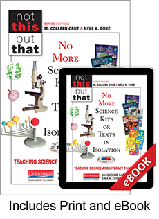 No More Science Kits or Texts in Isolation (Print eBook Bundle) cover