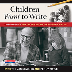 Children Want to Write (Audiobook)