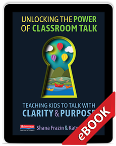 Learn more aboutUnlocking the Power of Classroom Talk (eBook)
