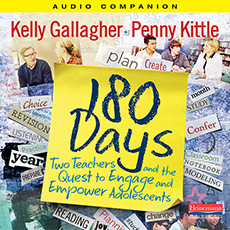 Learn more about180 Days (Audiobook)