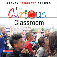Learn more aboutThe Curious Classroom (Audiobook)