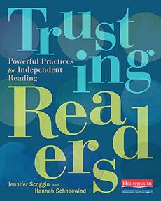 Trusting Readers by Jennifer Scoggin, Hannah Schneewind